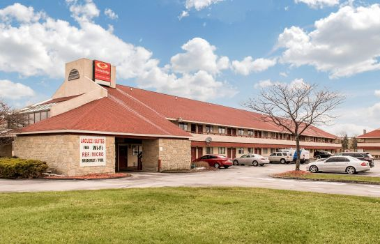 Vista exterior Econo Lodge Holland