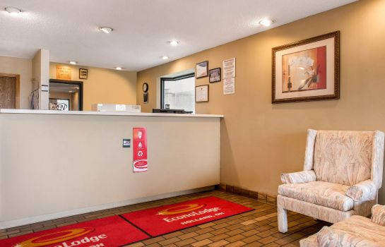 Lobby Econo Lodge Holland Econo Lodge Holland