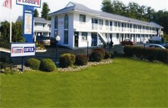Widok zewnętrzny Best Value Inn - Atlantic City/Galloway
