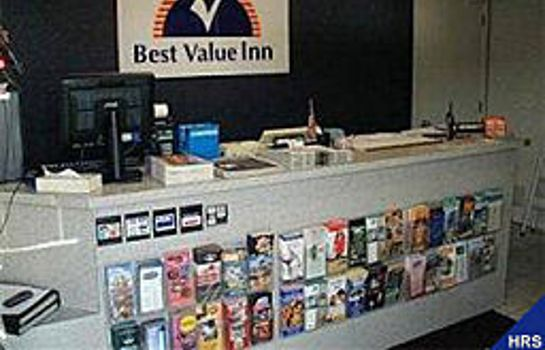 Hotelhalle Best Value Inn - Atlantic City/Galloway