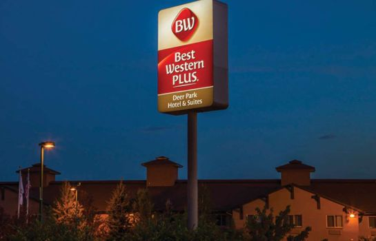 Außenansicht Best Western Plus Deer Park Hotel and Suites