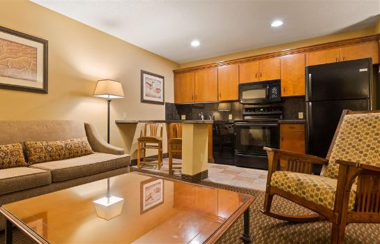 Suite BEST WESTERN PLUS DEER PARK HO
