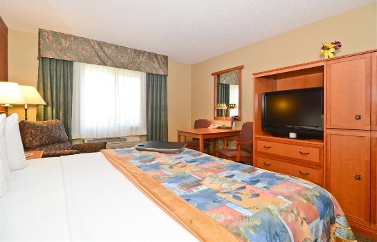 Zimmer BEST WESTERN PLUS DEER PARK HO