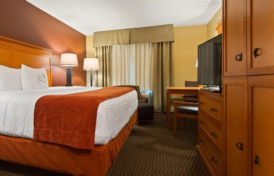 Zimmer Best Western Plus Deer Park Hotel and Suites
