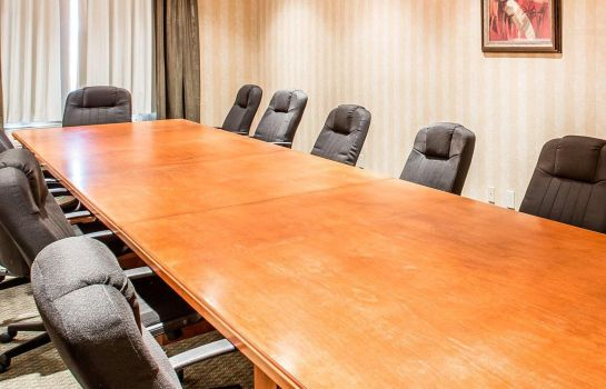Conference room Econo Lodge  Inn & Suites