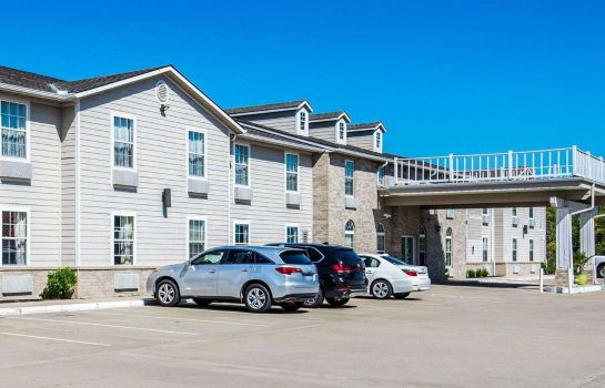 Exterior view Quality Inn Kearney - Liberty