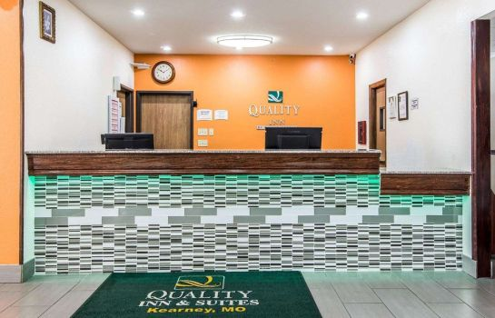 Hall Quality Inn Kearney - Liberty