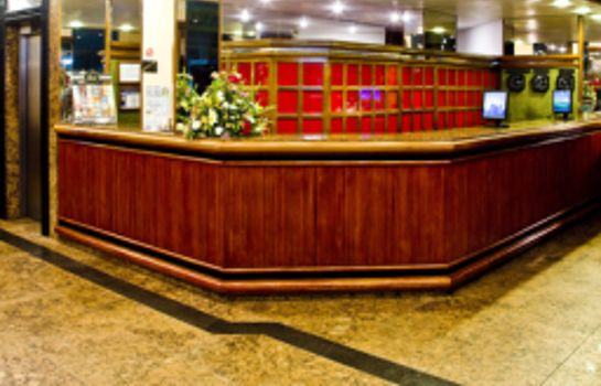 Hotelhalle Lord Manaus Hotel