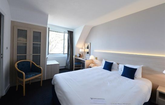 Zimmer BEST WESTERN PLUS LE ROOF