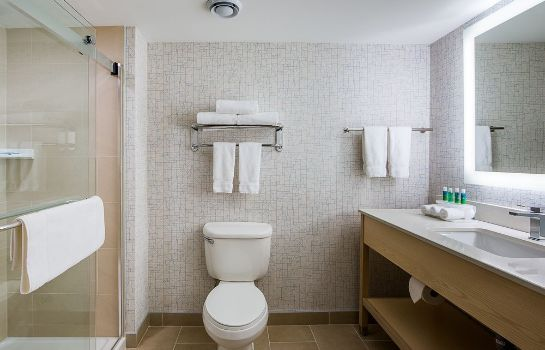 Cuarto de baño Holiday Inn Express & Suites S LAKE BUENA VISTA