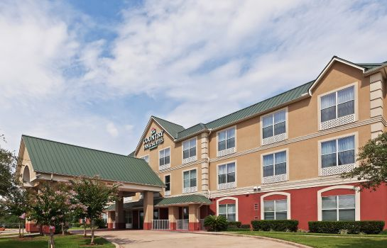 Buitenaanzicht Best Western Plus Hobby Airport Inn & Suites