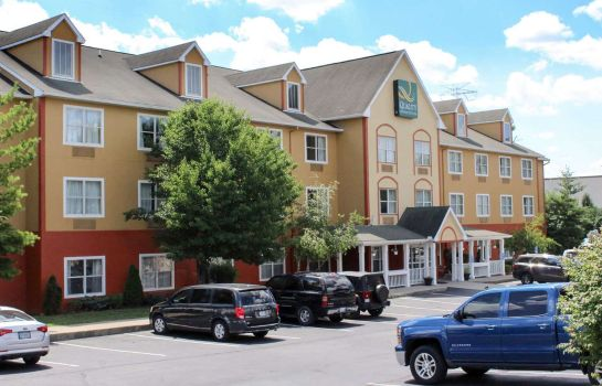 Exterior view Quality Inn & Suites Cincinnati Sharonville