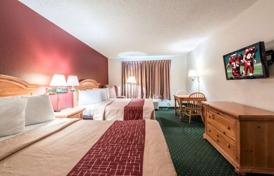 Zimmer Red Roof Suites Knoxville East