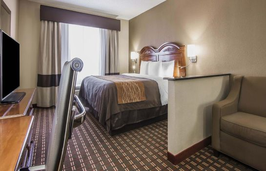 Suite Quality Inn & Suites I-35 E/Walnut Hill