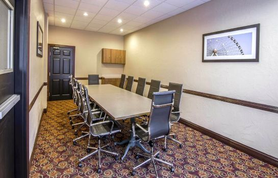 Tagungsraum Quality Inn & Suites I-35 E/Walnut Hill