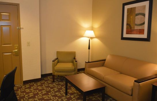 Suite BEST WESTERN PLUS HOBBY AIRPT