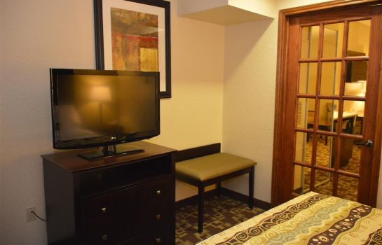 Suite Best Western Plus Hobby Airport Inn & Suites