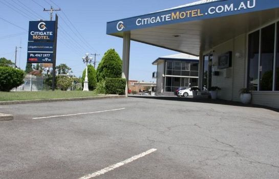 Vista esterna Citigate Motel Newcastle