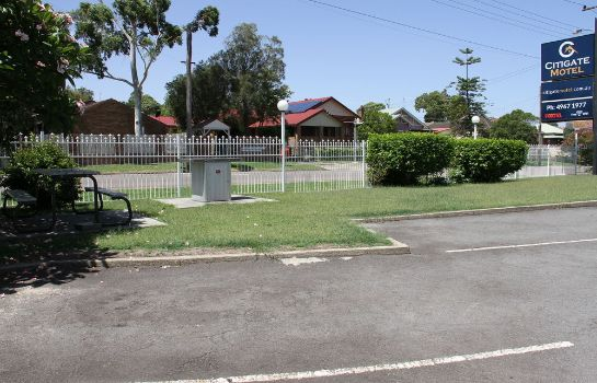 Garten Citigate Motel Newcastle