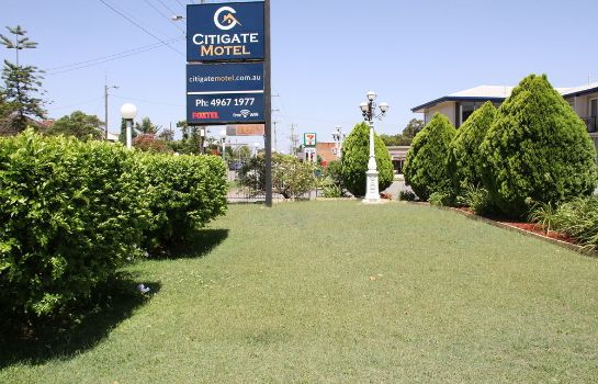 Garden Citigate Motel Newcastle
