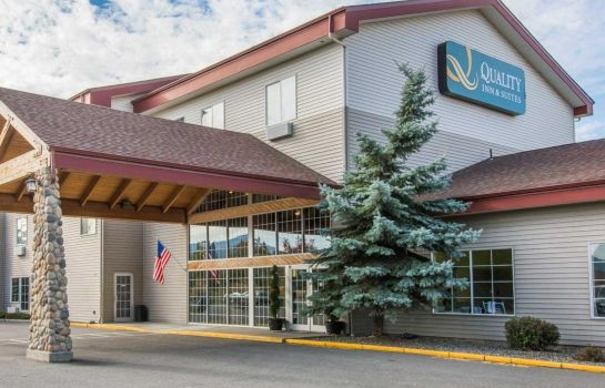 Vista exterior Quality Inn & Suites Liberty Lake - Spokane Valley