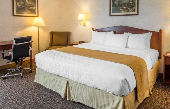 Suite Quality Inn & Suites Liberty Lake - Spokane Valley