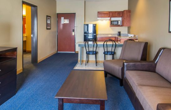 Zimmer Quality Inn & Suites Liberty Lake - Spokane Valley