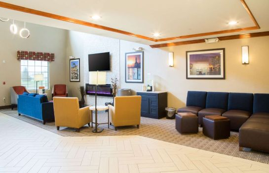 Hotelhalle Comfort Suites South