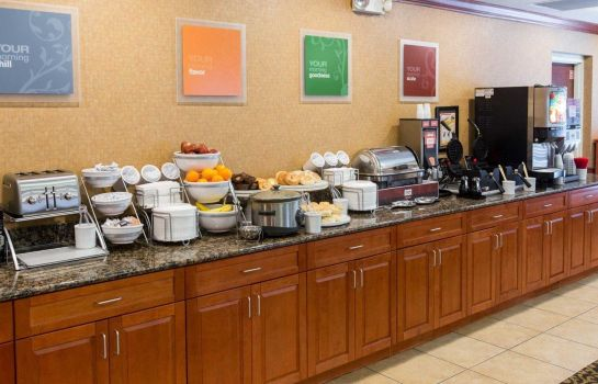 Info Comfort Suites South