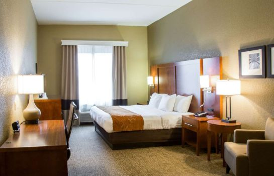 Zimmer Comfort Suites South