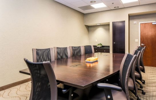 Conference room Comfort Suites DFW N/Grapevine