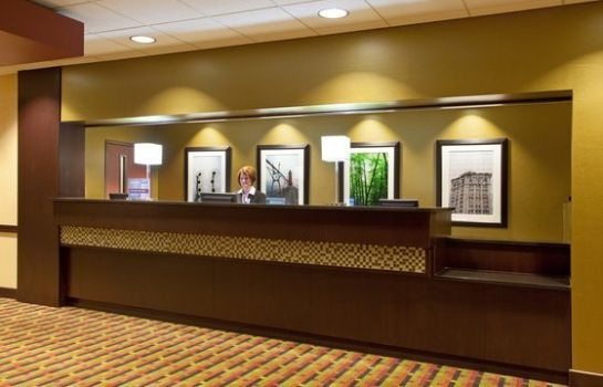 Hotelhalle Holiday Inn GRAND RAPIDS DOWNTOWN