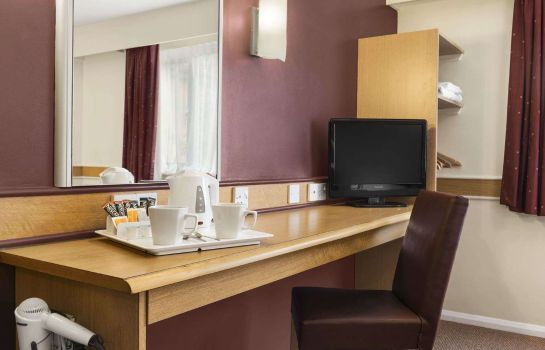 Kamers Days Inn Warwick Northbound Welcome Break Service Area