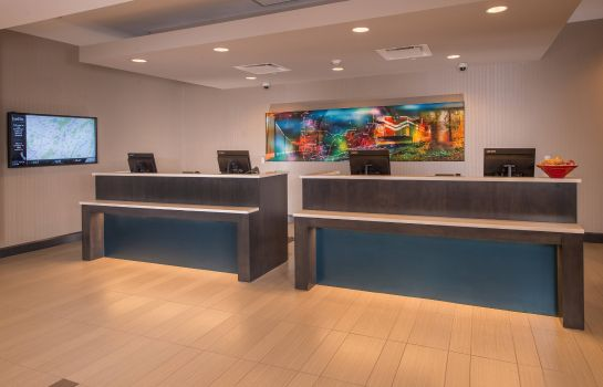 Hotelhal TownePlace Suites Altoona