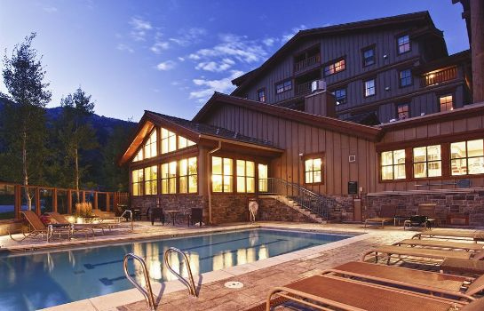 Außenansicht Teton Mountain Lodge and Spa - A Noble House Resort
