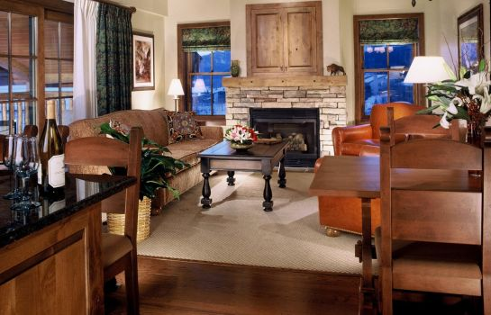 Suite Teton Mountain Lodge and Spa - A Noble House Resort
