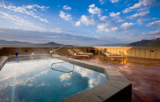 Whirlpool Teton Mountain Lodge and Spa - A Noble House Resort