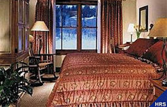 Zimmer Teton Mountain Lodge and Spa - A Noble House Resort