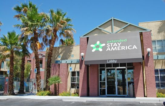 Buitenaanzicht Extended Stay America Valley V