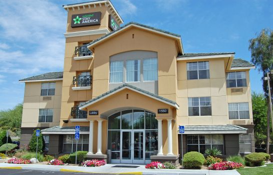 Außenansicht EXTENDED STAY AMERICA EAST FLA