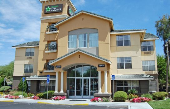Exterior view Extended Stay America East Fla