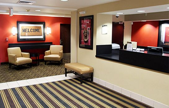 Hotelhalle EXTENDED STAY AMERICA PORTLAND