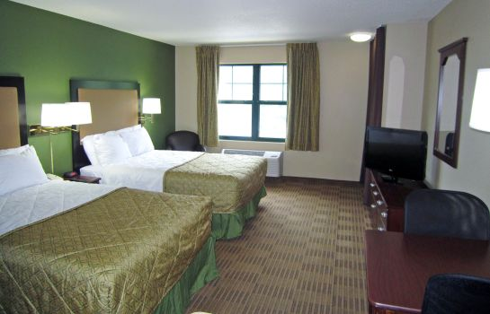 Zimmer Extended Stay America Nashua