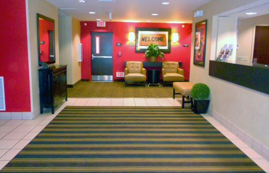 Hol hotelowy Extended Stay America Champaig