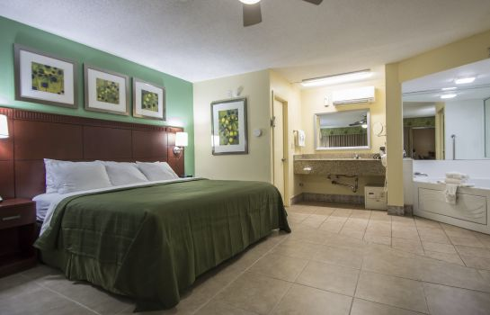 Suite Quality Inn & Suites Hollywood Boulevard