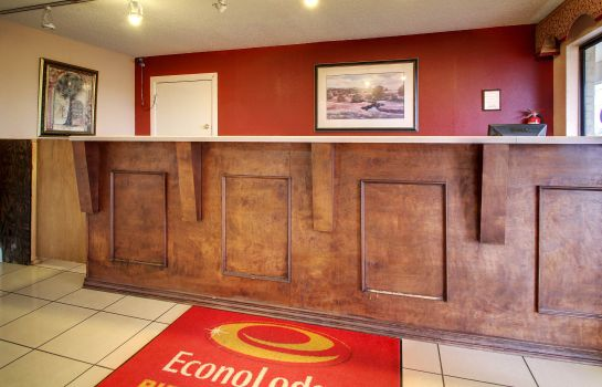 Hotelhalle Econo Lodge North