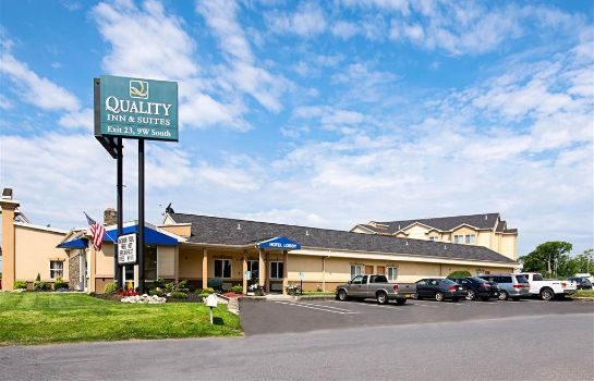 Außenansicht Quality Inn and Suites Glenmont - Albany