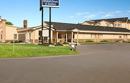 Vista esterna Quality Inn & Suites Glenmont - Albany South