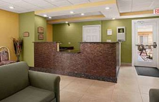 Hall de l'hôtel Quality Inn and Suites Glenmont - Albany