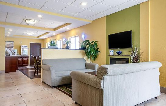 Hotelhalle Quality Inn and Suites Glenmont - Albany